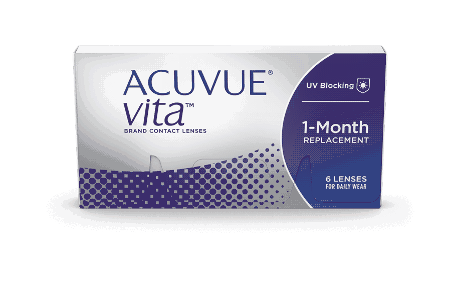 ACUVUE® VITA™ with HydraMax™ Technology
